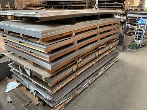 ステンレス鋼材 シート